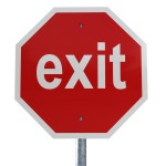 stop- Exit
